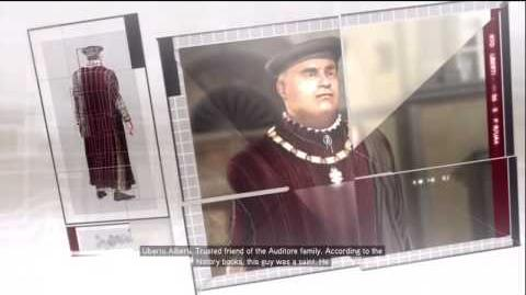 Assassin's Creed II Database Entry - Uberto Alberti