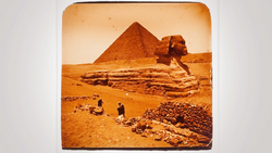 DTAE Sphinx of Giza 1909