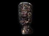 Mayan statuettes