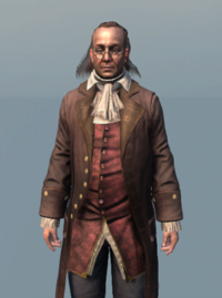 AC3 Benjamin Franklin BDA