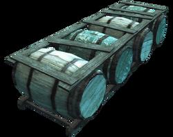 AC4 Cargo Rum
