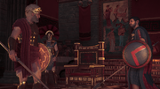 ACOD Two Kings of Sparta duelling