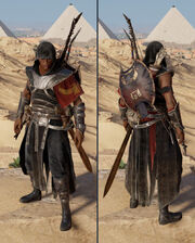 ACO Shadow Warrior outfit