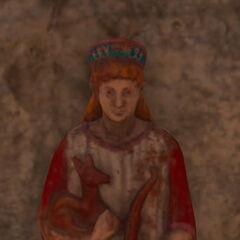 阿尔忒弥斯的小陶俑