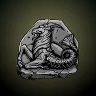 摩羯座 - 自西元前两千年前就以羊和鱼的混合作为象征,当冬至发生在天蝎之时。