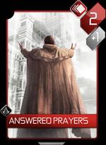 ACR Answered Prayers
