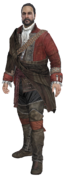 ACRogue William Johnson render