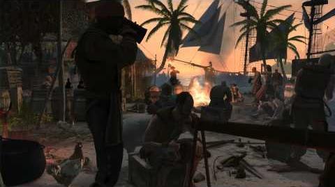 Berüchtigte Piraten in Assassin's Creed IV Black Flag DE