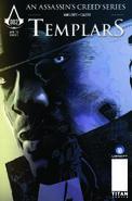 Templars 2 Cover B Dennis Calero