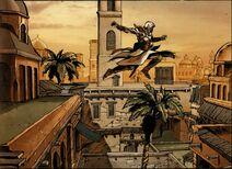 刺客信条 鹰之传奇 阿泰尔 2