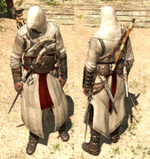 AC4 Altair's robes outfit