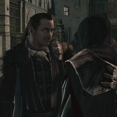 <b>Mario</b> et Ezio à Florence
