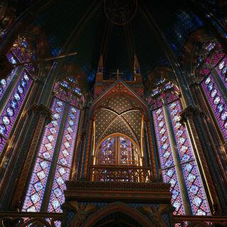Le reliquaire de la <b>chapelle</b>