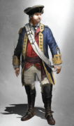 AC3 Thomas Hickey - Concept Art
