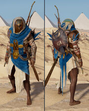 ACO Vestment of Horus outfit