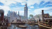 ACS Londres Big Ben screen