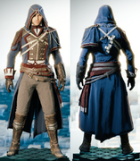 ACU Arno Master Assassin Outfit