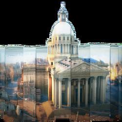 ACU Mirabeau et le Panthéon BDA