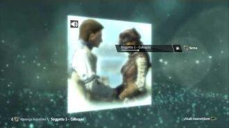 Assassin's Creed 4 - Black Flag File Abstergo - Soggetto 1 - Colloquio HD ITA
