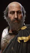 ACOD Thucydides head