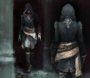 ACS Older Evie Frye 1 - Concept Art