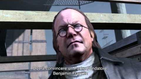 Assassin's Creed 3 - La Tirannia di Re Washington - Il Tradimento IT