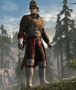 Colonial Assassin in-game