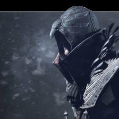 《刺客信条:本色》中黑鸦部队的数据库图像