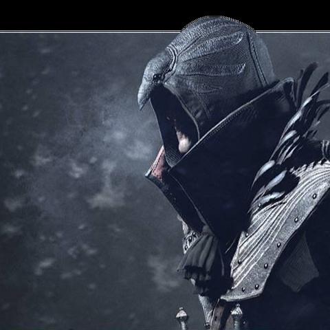 《刺客信條:本色》中黑鴉部隊的數據庫圖像