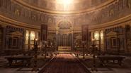 Pantheon Interieur