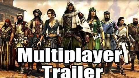 Assassin's Creed Revelations - Multiplayer Trailer