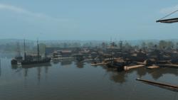 AC3L New Orleans port