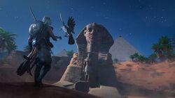 ACO Bayek Senu Sphinx