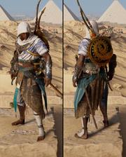 ACO Maasai Leader Outfit