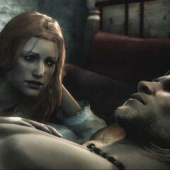 Caroline et <b>Edward</b>