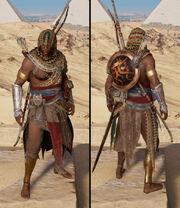 Engai Narok outfit
