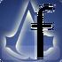 Wiki facebook logo