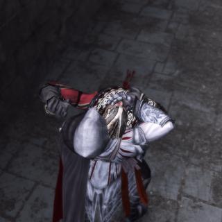 Ezio assassinant le troisième archer