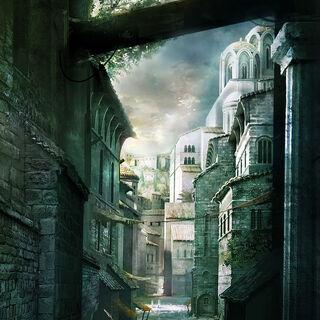 Une rue de <b>Chypre</b>