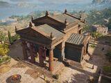Temple of Zeus, Patrai