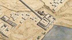 DTAE Sphinx Complex - Jean-Claude Golvin