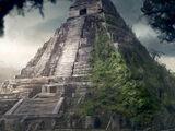 Затерянные руины Майя