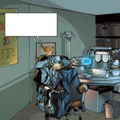 <b>Hawk</b> au cabinet d'optique