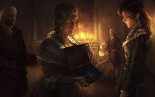Jennifer and Elise