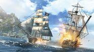 Naval battle ACIV jackdaw