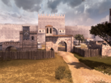 Caserne de la Garde prétorienne