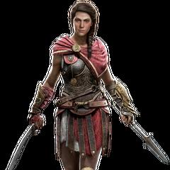 卡珊德拉<br />(公元前453年 – 2018年)