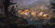 ACOD Sanctuary of Epidarus concept art