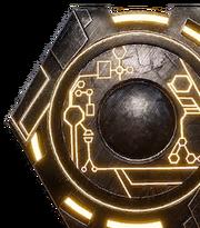 ACO Moonlit Shield