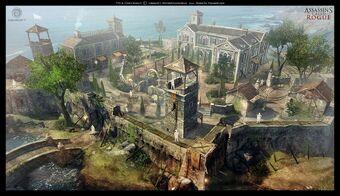 Fort Arsenal Assassin S Creed Wiki Fandom